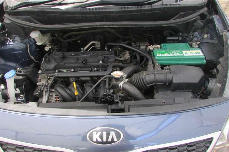 Used 2017 Kia Rio Hatch RIO 1.2 5DR