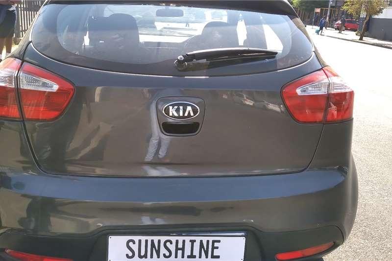 Used 2014 Kia Rio Hatch RIO 1.2 LS 5DR