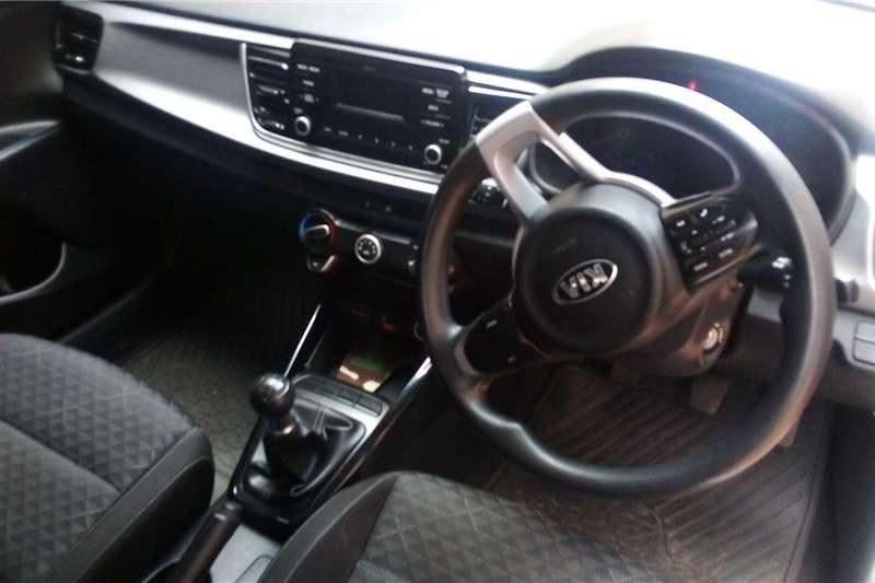 Used 2018 Kia Rio Hatch RIO 1.2 LS 5DR