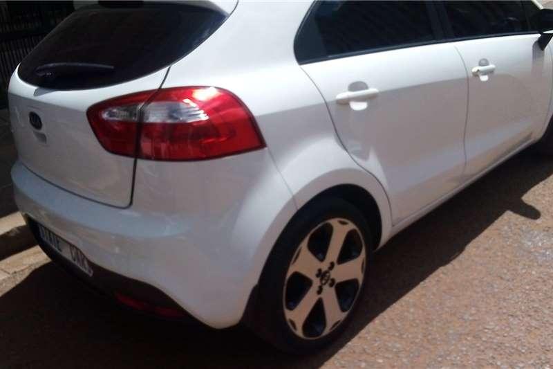 2012 Kia Rio hatch RIO 1.4 EX 5DR