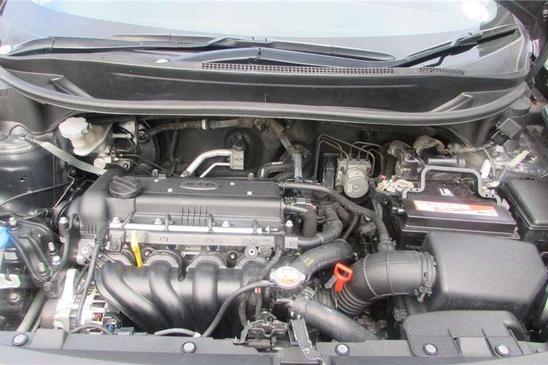 Used 2013 Kia Rio Hatch RIO 1.4 EX 5DR