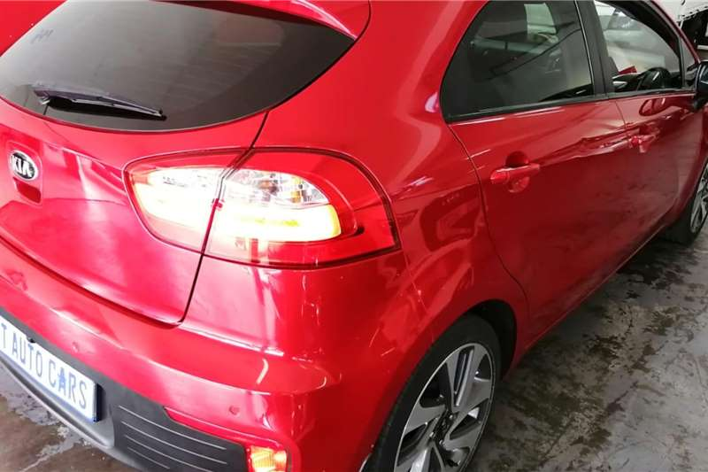 Used 2015 Kia Rio Hatch RIO 1.4 EX 5DR