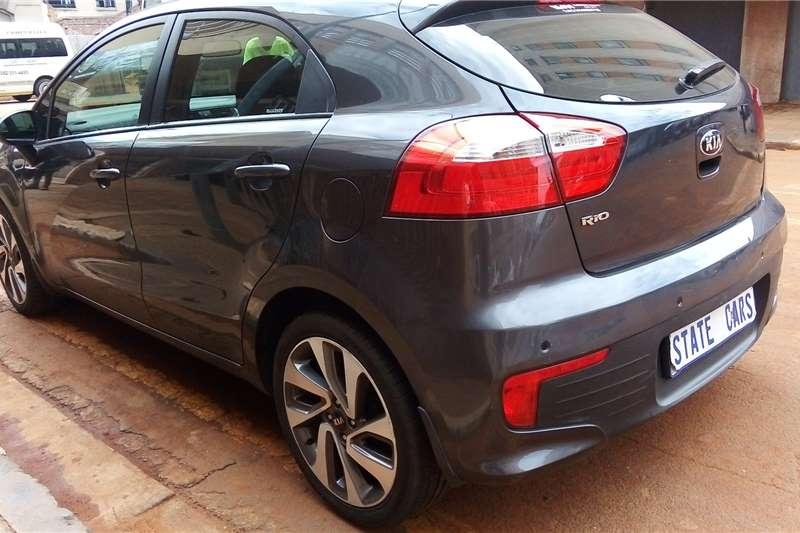 2015 Kia Rio hatch RIO 1.4 EX 5DR