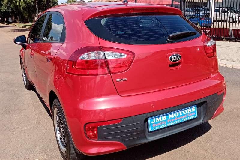 Used 2016 Kia Rio Hatch RIO 1.4 EX 5DR