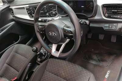 Used 2019 Kia Rio Hatch RIO 1.4 EX 5DR