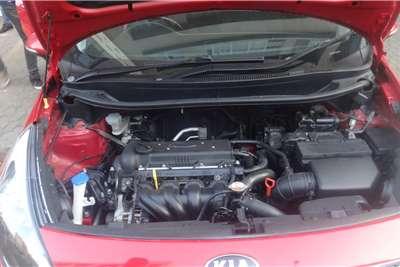 Kia Rio Hatch RIO 1.4 EX A/T 5DR 2013