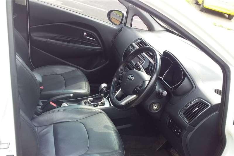 Used 2016 Kia Rio Hatch RIO 1.4 EX A/T 5DR