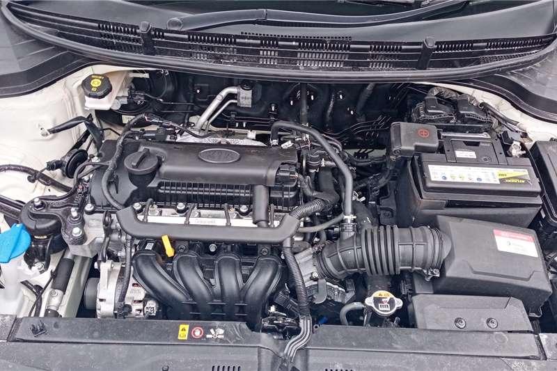 Used 2017 Kia Rio Hatch RIO 1.4 EX A/T 5DR