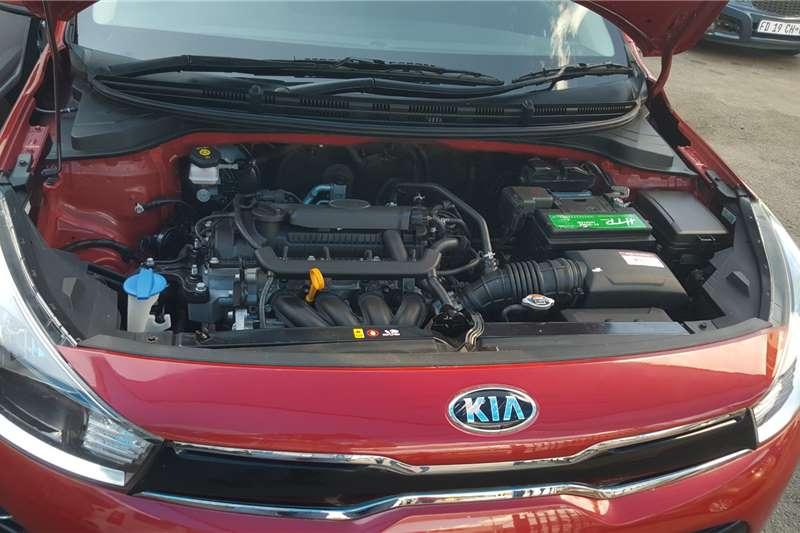 Used 2019 Kia Rio Hatch RIO 1.4 EX A/T 5DR