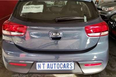 Used 2020 Kia Rio Hatch RIO 1.4 EX A/T 5DR