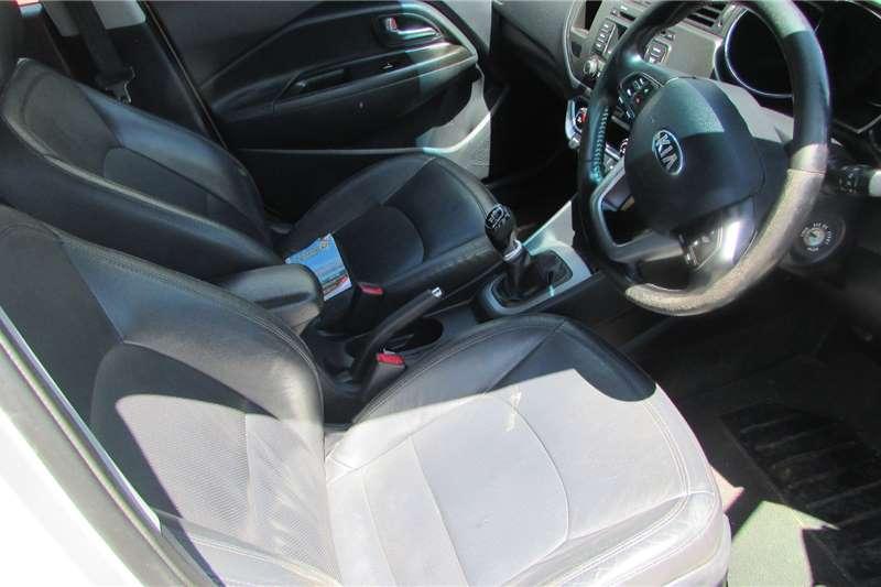 Used 2013 Kia Rio Hatch RIO 1.4 LS 5DR