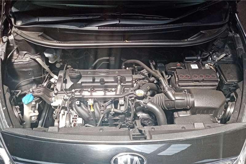 Used 2014 Kia Rio Hatch RIO 1.4 LS 5DR