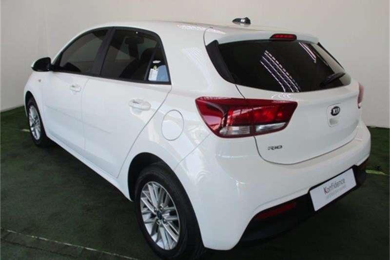Kia Rio Hatch RIO 1.4 LS 5DR 2021