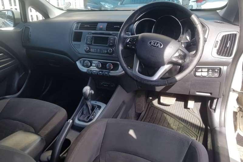 Used 2013 Kia Rio Hatch RIO 1.4 LS A/T 5DR