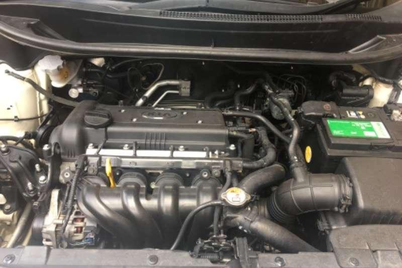 Kia Rio Hatch RIO 1.4 LX 5DR 2011
