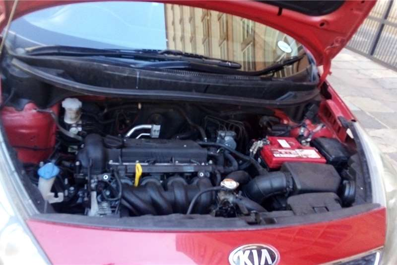 Used 2013 Kia Rio Hatch RIO 1.4 TEC 5DR