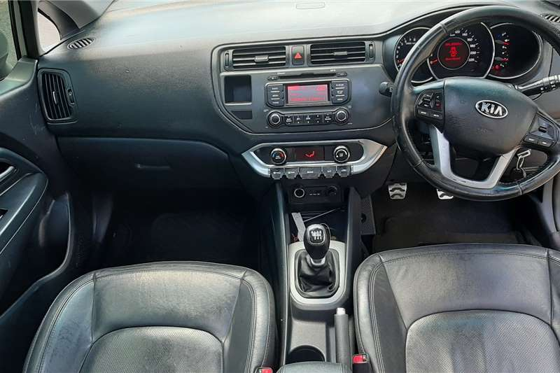 Used 2014 Kia Rio Hatch RIO 1.4 TEC 5DR
