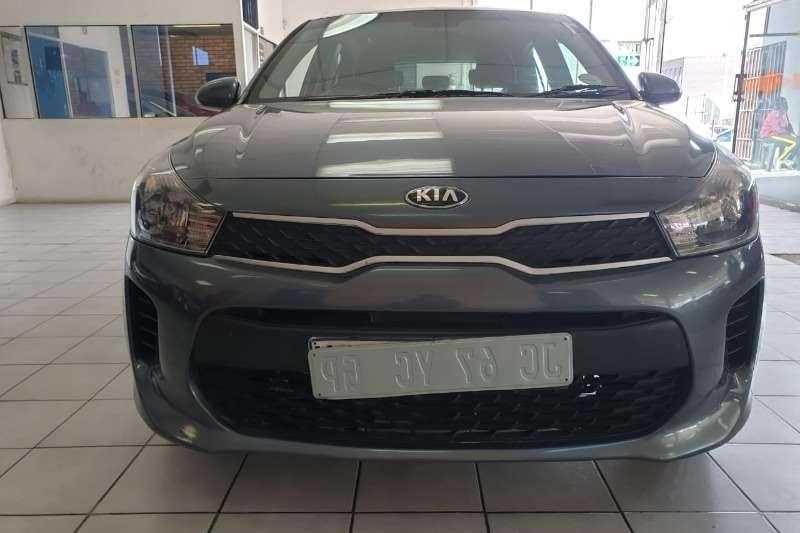 Used 2017 Kia Rio Hatch RIO 1.4 TEC 5DR