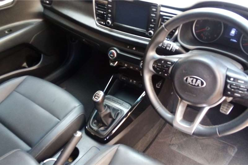Used 2018 Kia Rio Hatch RIO 1.4 TEC 5DR