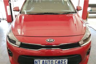 Used 2019 Kia Rio Hatch
