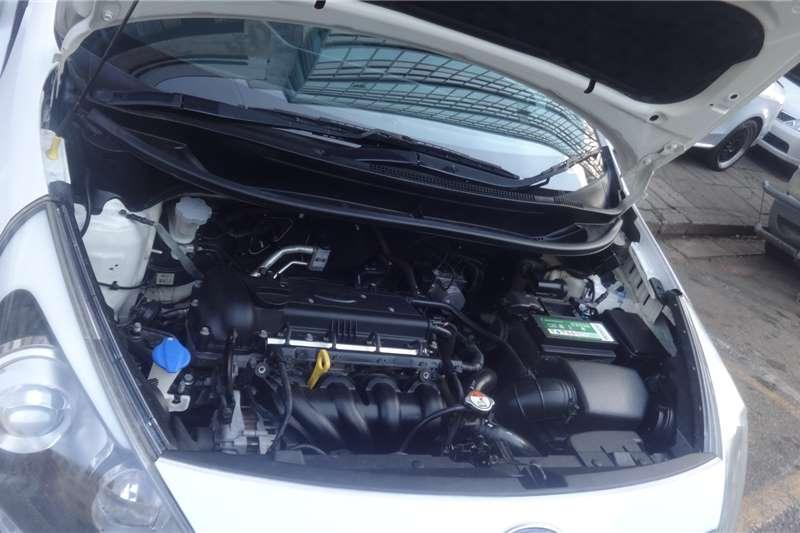 Kia Rio Hatch RIO 1.4 TEC A/T 5DR 2012
