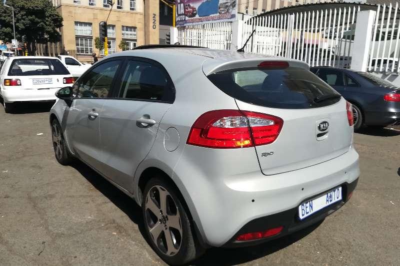 Kia Rio Hatch Rio 1 4 Tec A T 5dr For Sale In Gauteng Auto Mart