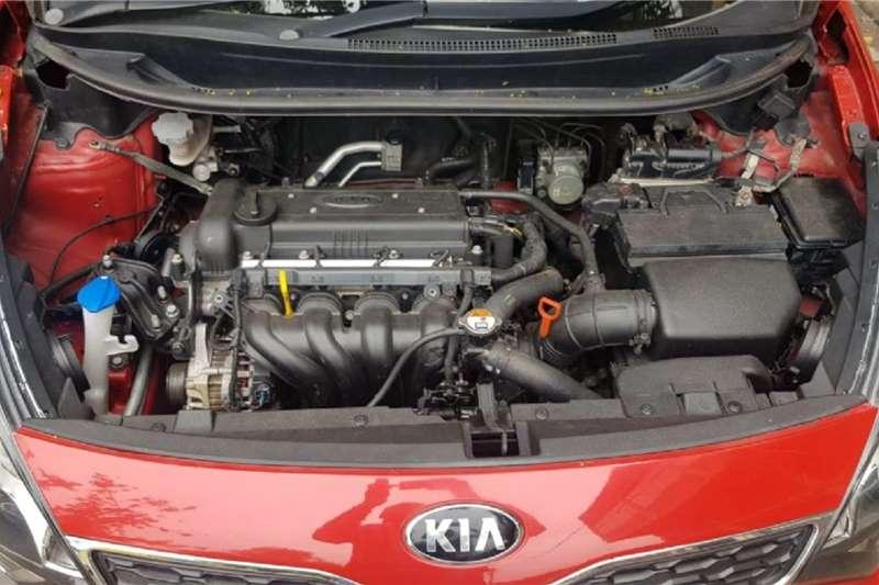 Kia Rio Hatch RIO 1.4 TEC A/T 5DR 2013