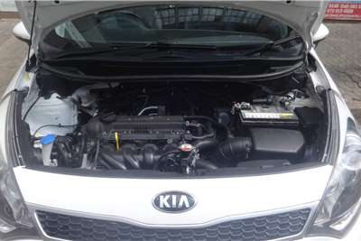 Kia Rio Hatch RIO 1.4 TEC A/T 5DR 2015