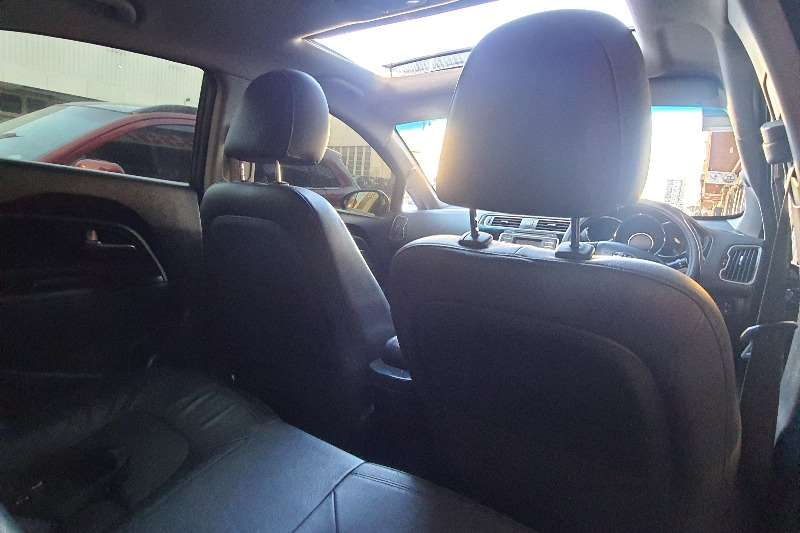Used 2015 Kia Rio Hatch RIO 1.4 TEC A/T 5DR