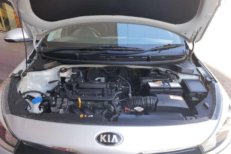 Kia Rio Hatch RIO 1.4 TEC A/T 5DR 2017