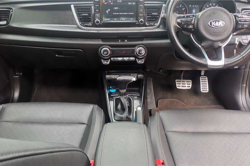 Used 2019 Kia Rio Hatch RIO 1.4 TEC A/T 5DR