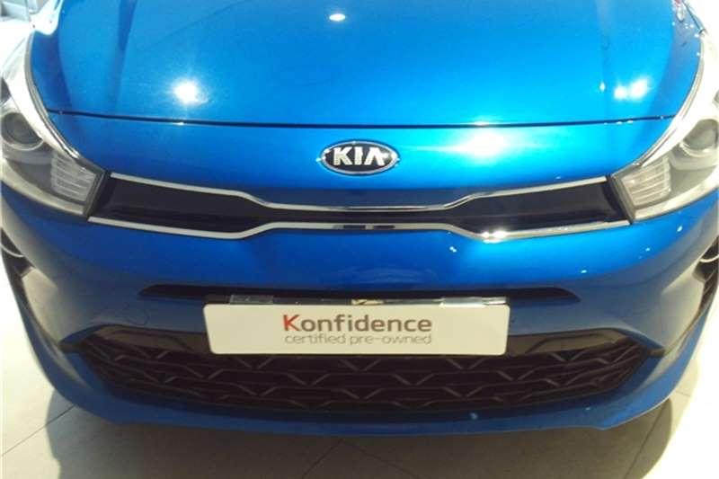 Kia Rio hatch RIO 1.4 TEC A/T 5DR 2020