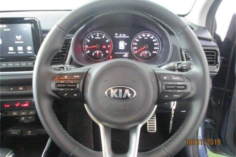Kia Rio Hatch RIO 1.4 TEC A/T 5DR 2021