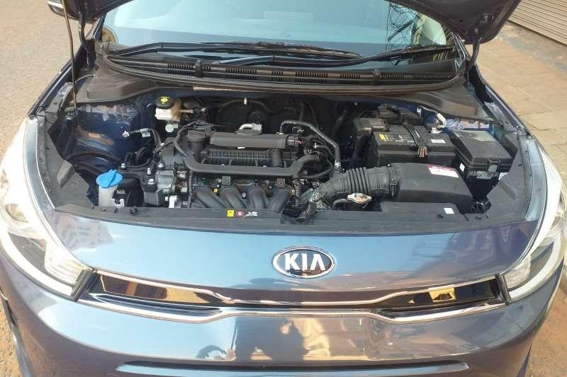 Used 2021 Kia Rio Hatch RIO 1.4 TEC A/T 5DR