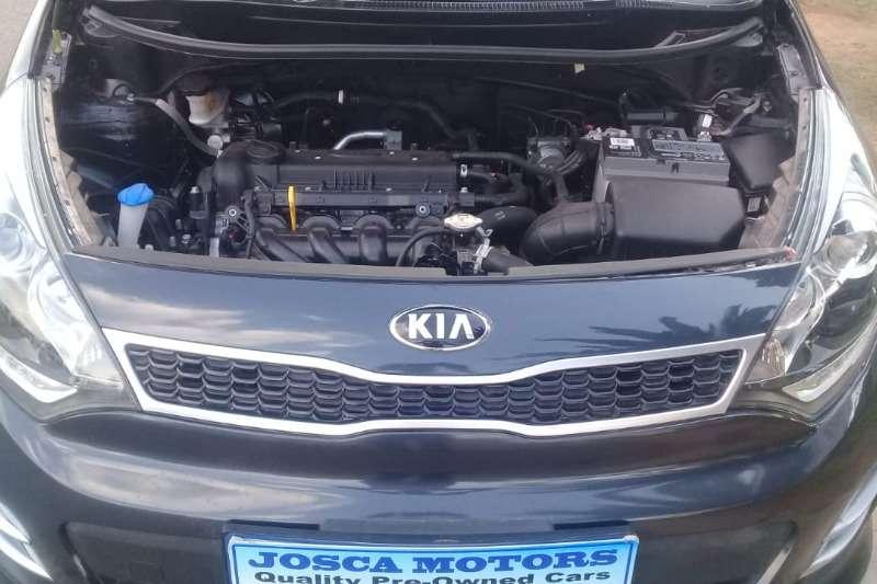 2016 Kia Rio 1.4 5 door high spec