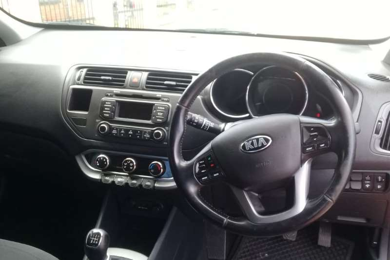 2012 Kia Rio 1.4 5 door high spec