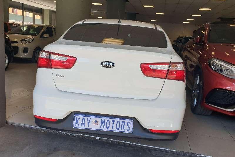 2017 Kia Rio sedan 1.4