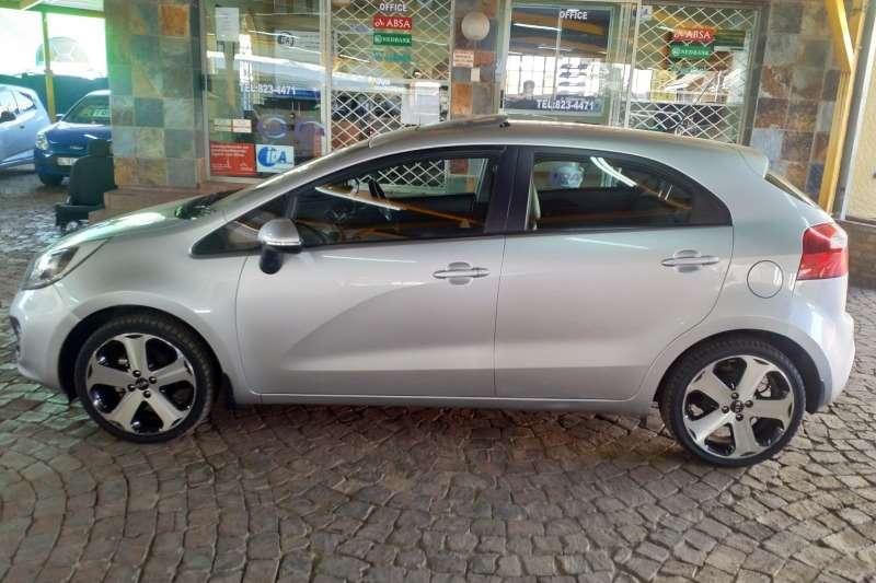 2014 Kia Rio 1.4 5 door