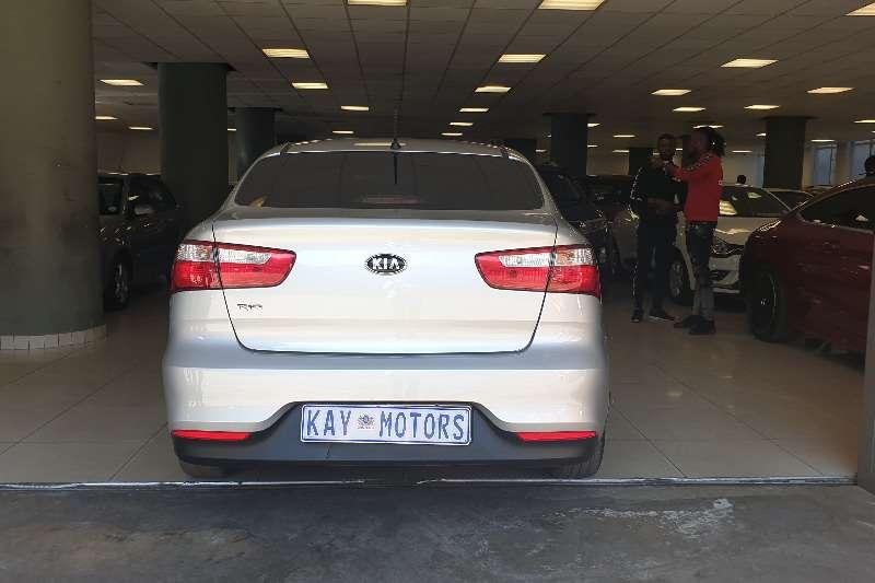 2017 Kia Rio sedan 1.2