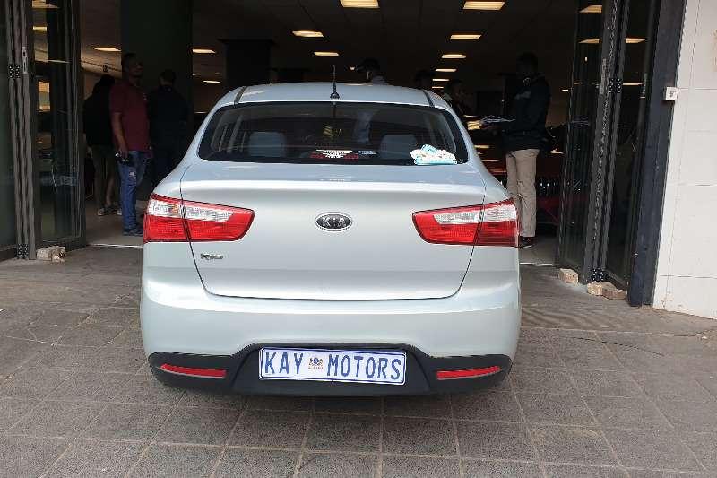 2013 Kia Rio sedan 1.2