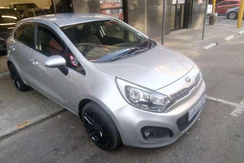 2013 Kia Rio hatch 1.4 EX