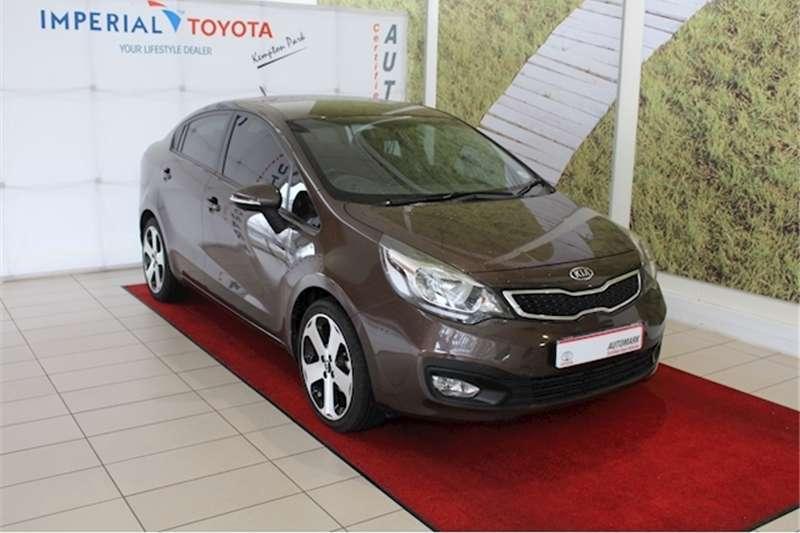 2012 Kia Rio sedan 1.4 Tec auto