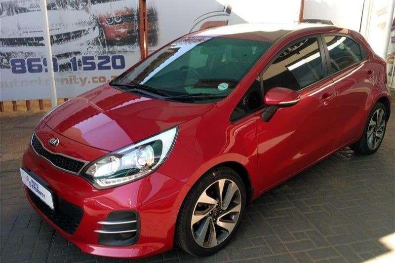 2015 Kia Rio hatch 1.4 Tec
