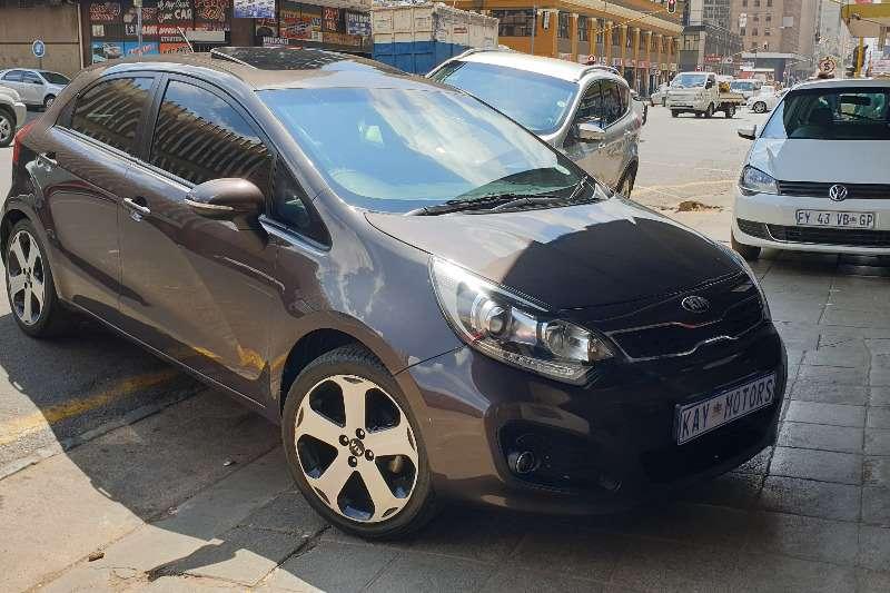 2014 Kia Rio hatch 1.4 Tec