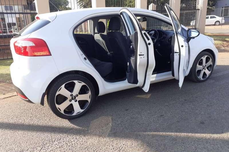 2014 Kia Rio 1.4 5 door automatic
