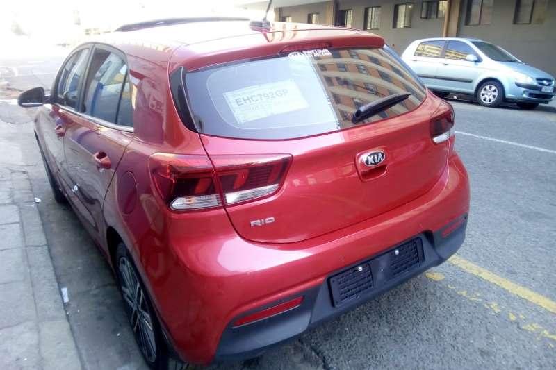 2019 Kia Rio hatch 1.4 Tec auto