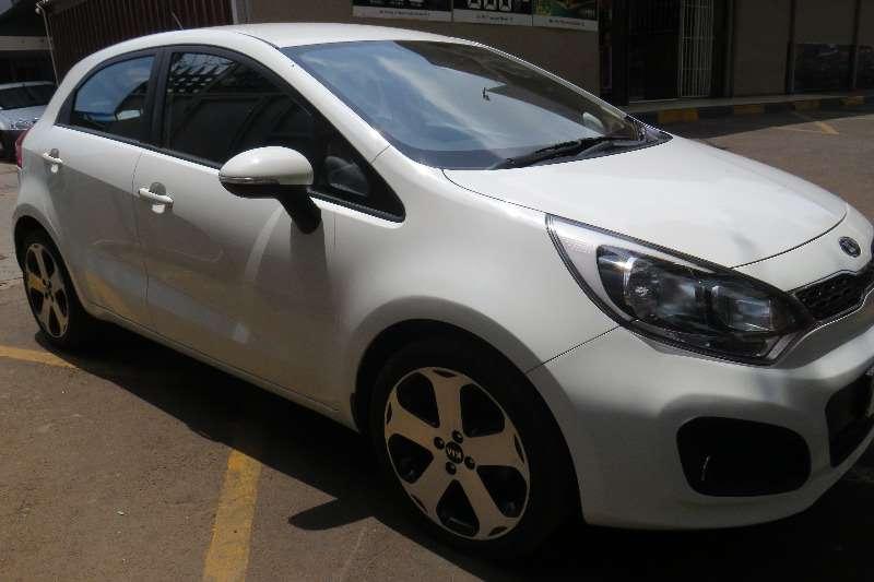 2014 Kia Rio hatch 1.4 Tec auto