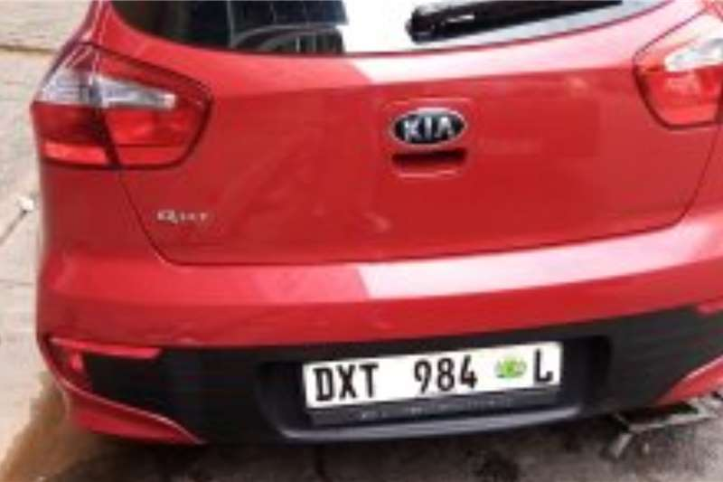 2015 Kia Rio 1.4 5 door automatic