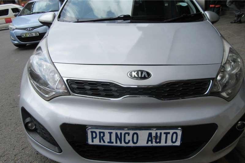 2012 Kia Rio hatch 1.4