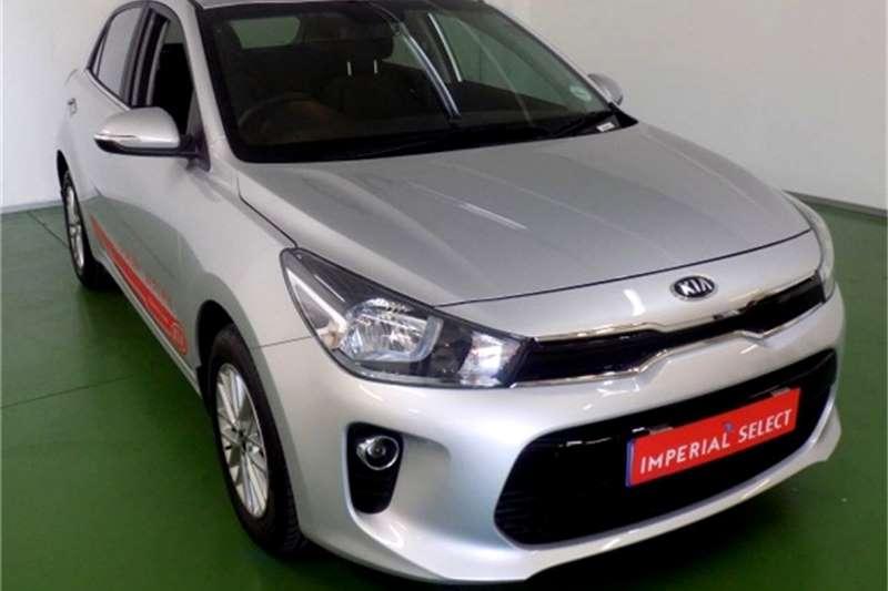 2020 Kia Rio hatch 1.4 LX